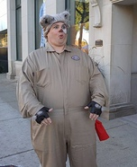 Spaceballs Barf Homemade Costume