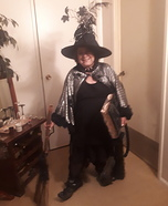 Spellbound Homemade Costume