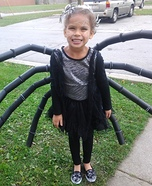 Spider Homemade Costume