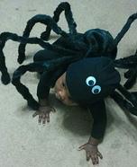 Spider Baby Homemade Costume