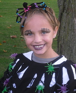 Spider Girl Homemade Costume