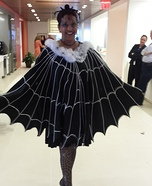 Spider Web Homemade Costume