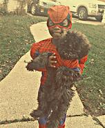 Spidermen Boy Costume
