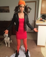 Spinelli Homemade Costume