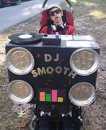 Spinnin' Beats Homemade Costume