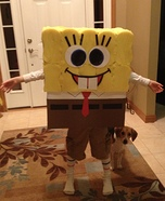 Spongebob Homemade Costume