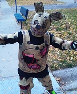 Springtrap Homemade Costume