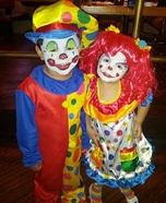 Spunky & Sparkle the Clowns