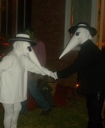 Spy vs Spy Couples Costume
