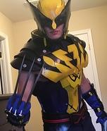 Square Enix Wolverine Armor Homemade Costume