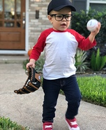 Squints Baby Homemade Costume