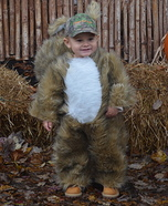 Squirrel Boy Homemade Costume