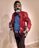 Star Lord Homemade Costume