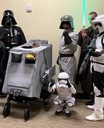 Star Wars Homemade Costume