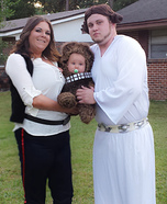 DIY Star Wars Family Costume Idea