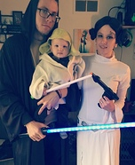 Star Wars Movie Family Costume