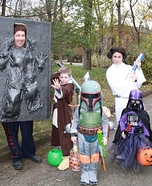 Family costume ideas - Star Wars Family Costume