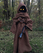 Star Wars Jawa Homemade Costume