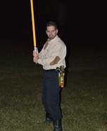 Star Wars: Jedi Knight Kyle Katarn Homemade Costume