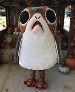 Star Wars Porg Homemade Costume