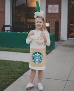 Starbucks Coffee Homemade Costume