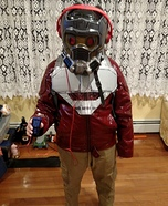 Starlord Homemade Costume