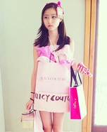 Juicy Couture Halloween Costume