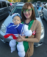 Stay Puft Baby Halloween Costume