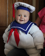 Cutest Halloween costumes for babies - Stay Puft Marshmallow Man Baby Costume