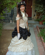 Steampunk Inspired Costume
