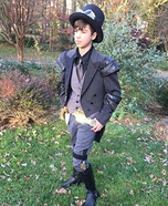 Steampunk Civilian Homemade Costume