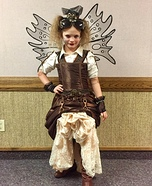 Steampunk Fairy Homemade Costume