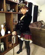 Steampunk Hip Homemade Costume
