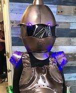 Steampunk Robot Homemade Costume