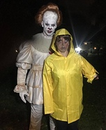 Stephen King's IT Couple Homemade Costume