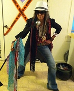 Steven Tyler Costume