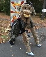 Stevey's Monster Homemade Costume