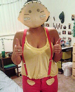 Stewie Griffin from Family Guy Costume
