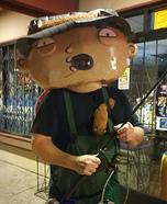 Stewie Griffin Homemade Costume