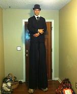 Stilt Tux Costume