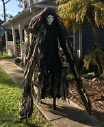 Stilt Walker Homemade Costume