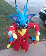 Stitch Homemade Costume
