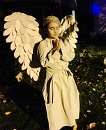 Stone Angel Homemade Costume