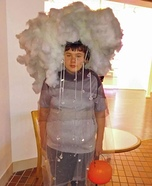 Storm Cloud Homemade Costume