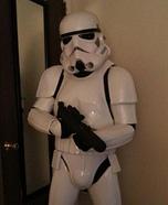 Stormtrooper Homemade Costume