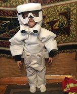 Stormtrooper Costume for Boys
