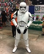 Stormtrooper Homemade Costume
