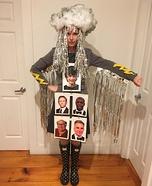 Stormy Daniels Homemade Costume