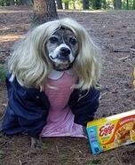 Stranger Dogs Homemade Costume