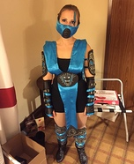 Subzero Homemade Costume